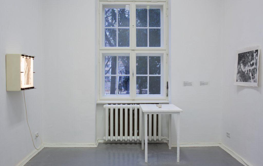 """Ausstellungsansicht: """"Unsichtbarkeiten"""""""