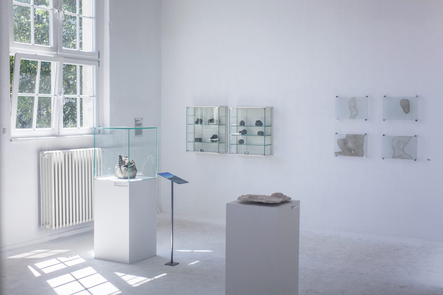 exhibition view: Rundgang UdK Berlin (2015)
